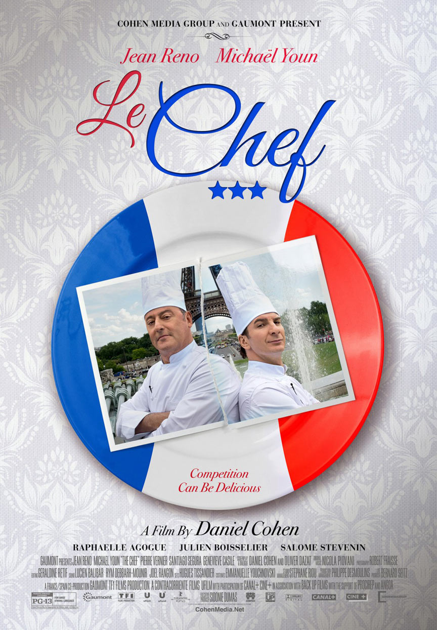 The Chef Poster #5