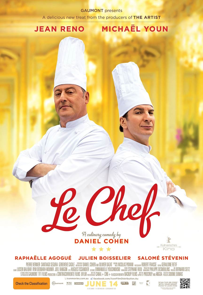 The Chef Poster #1