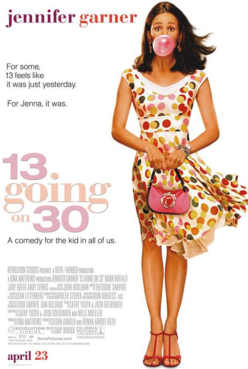 13 Going on 30 Poster #1