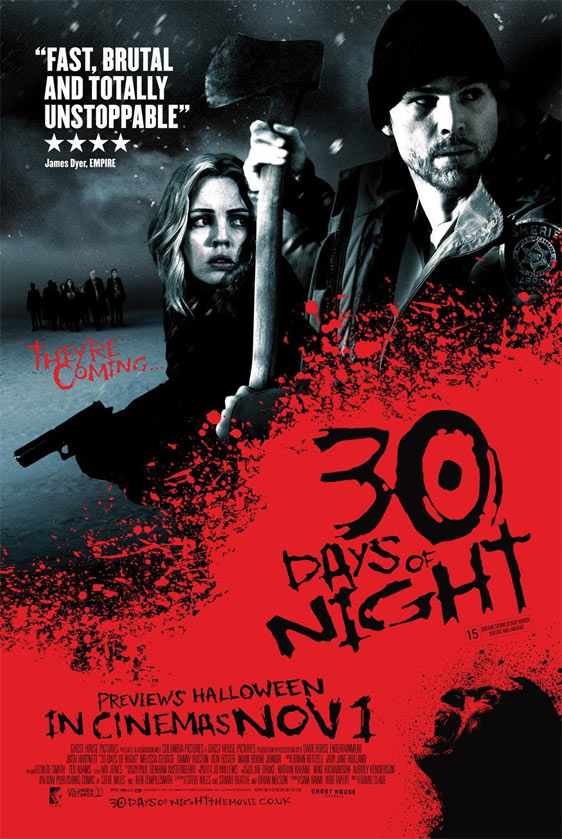 30 Days of Night Poster #2