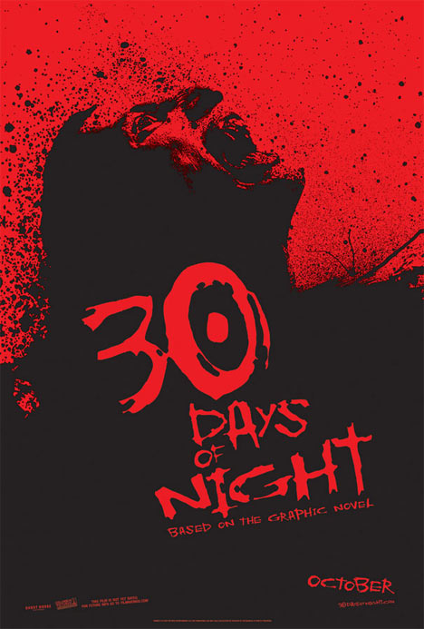 30 Days of Night Poster #1