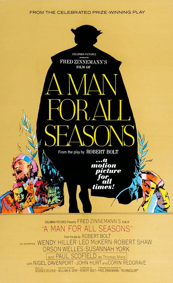 A Man for All Seasons Poster #1