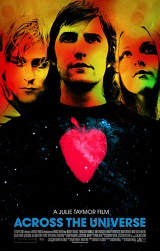across the universe 2007 poster 1 trailer addict