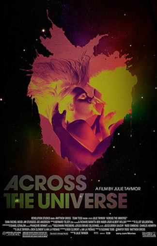 Across the Universe Poster #15