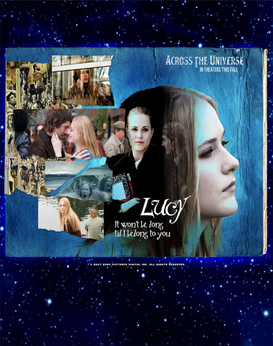 Across the Universe Poster #3