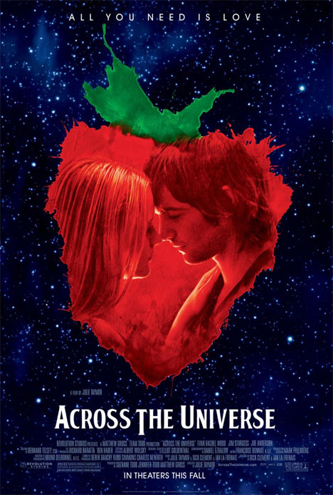 Across the Universe Poster #1