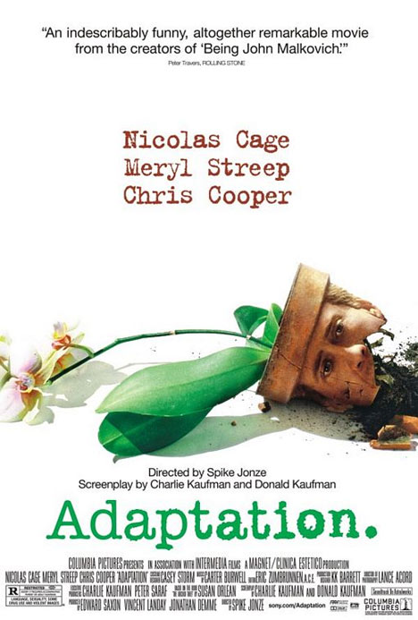 Adaptation Poster #1