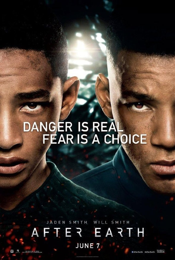 After Earth Poster #1