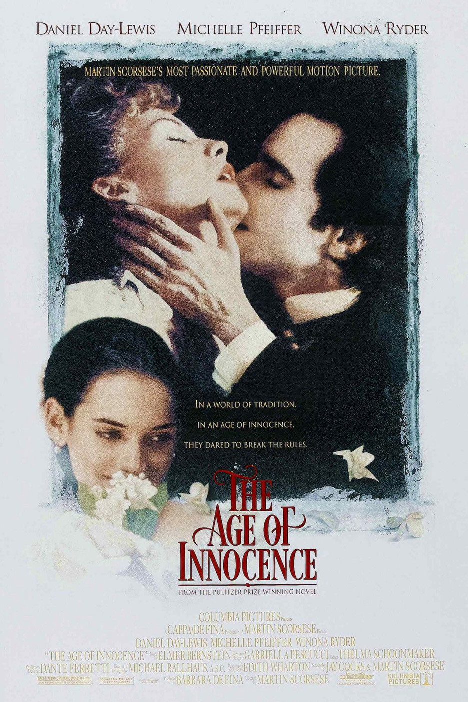 The Age of Innocence Poster #1