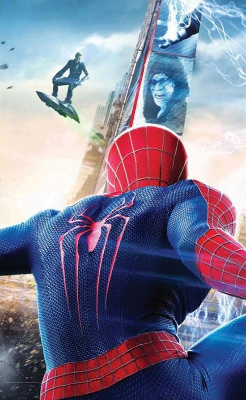 The Amazing Spider-Man 2 Poster #2