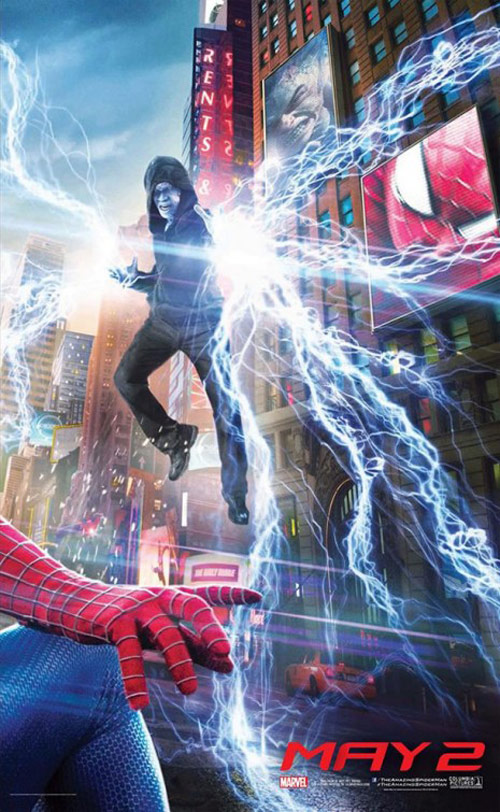 The Amazing Spider-Man 2 Poster #3