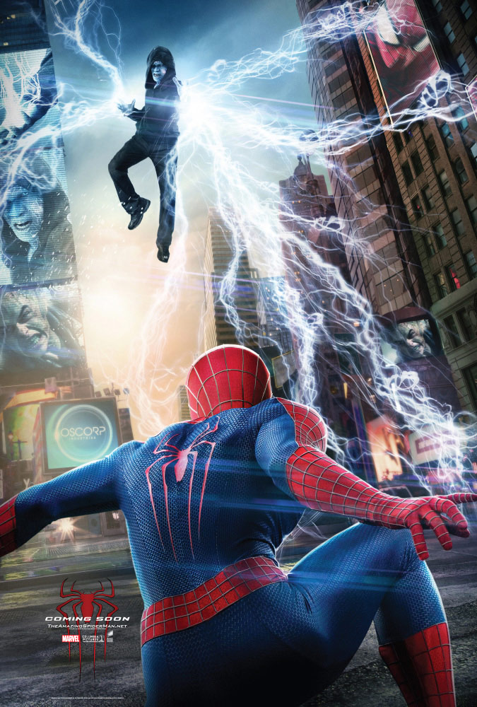 The Amazing Spider-Man 2 Poster #4