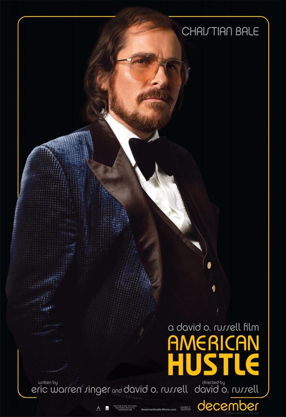 American Hustle Poster #2