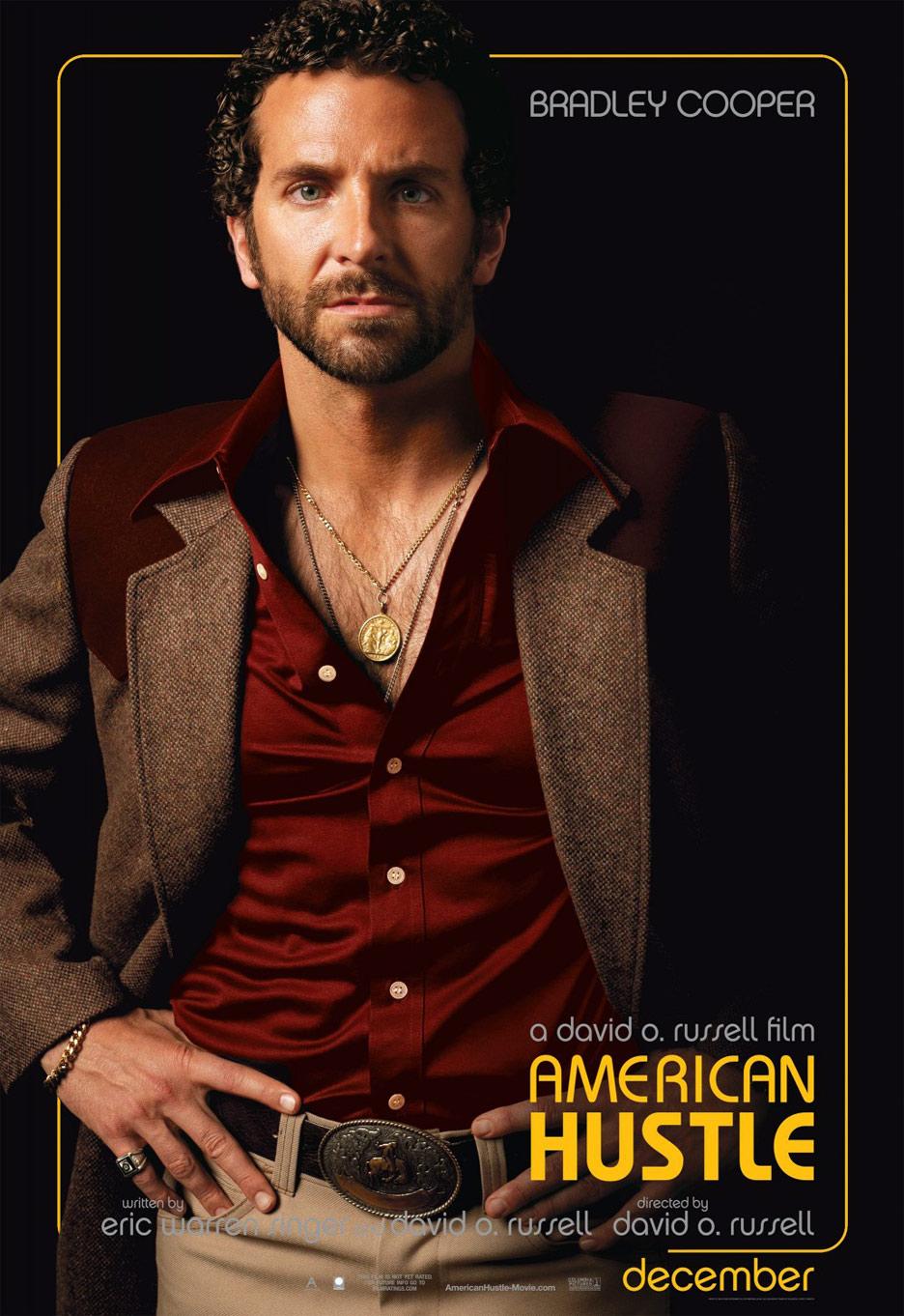 American Hustle Poster #3