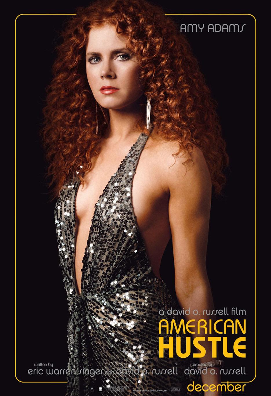 American Hustle Poster #4