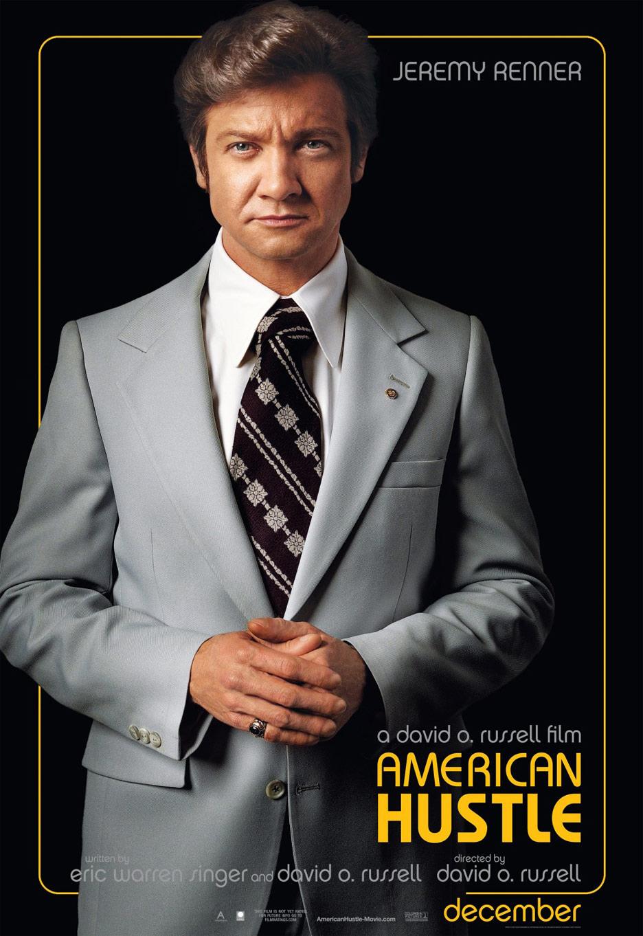 American Hustle Poster #5