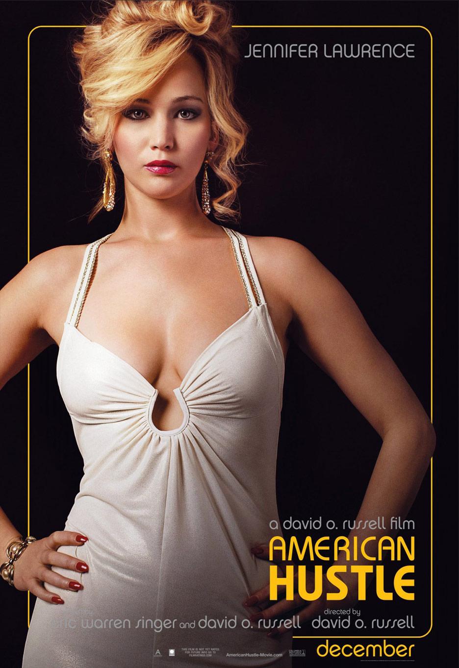 American Hustle Poster #1