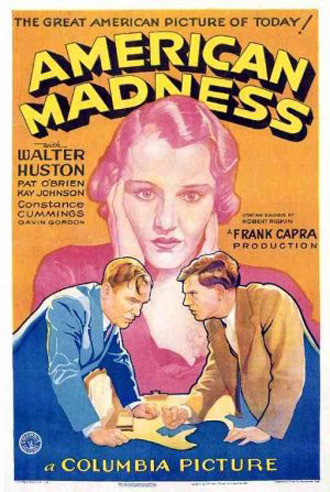 American Madness Poster #1
