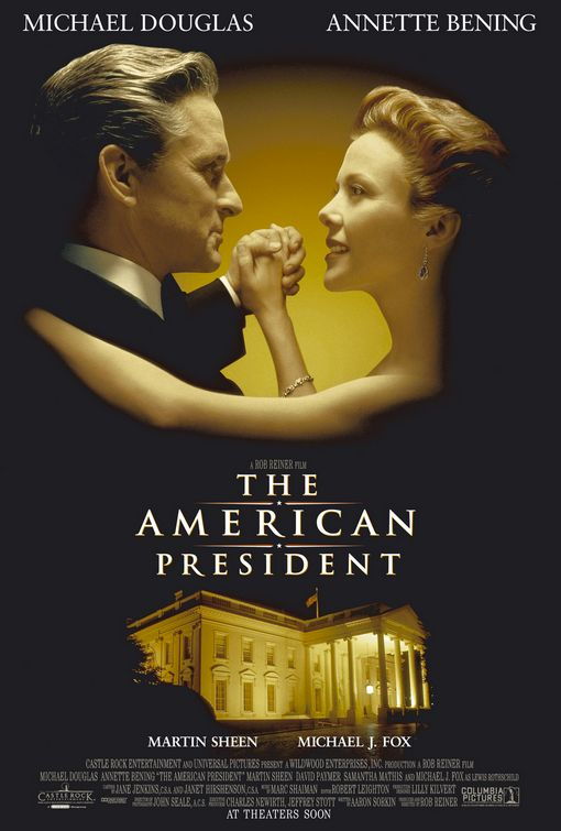 The American President Poster #1