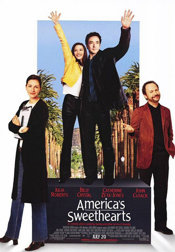 America's Sweethearts Poster #1