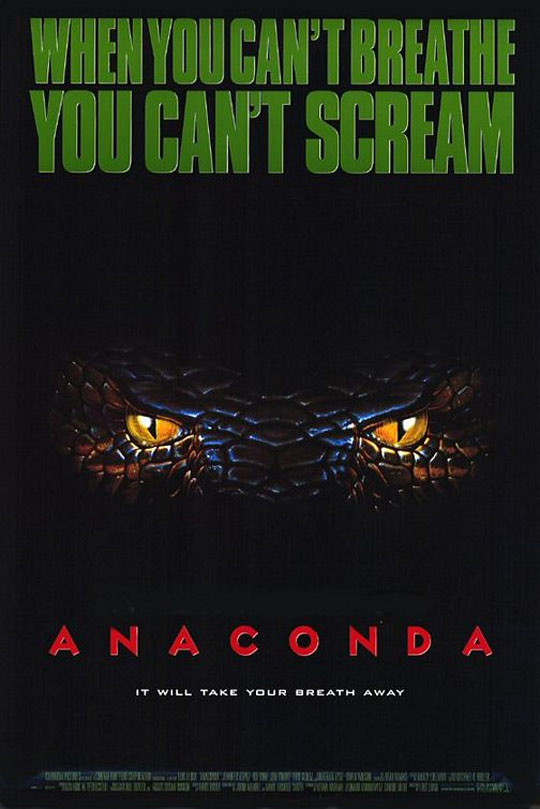 Anaconda Poster #1