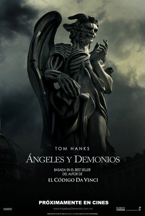 Angels & Demons Poster #5