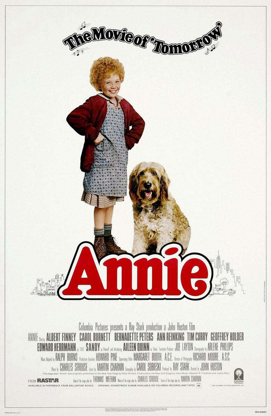 Annie Poster #1