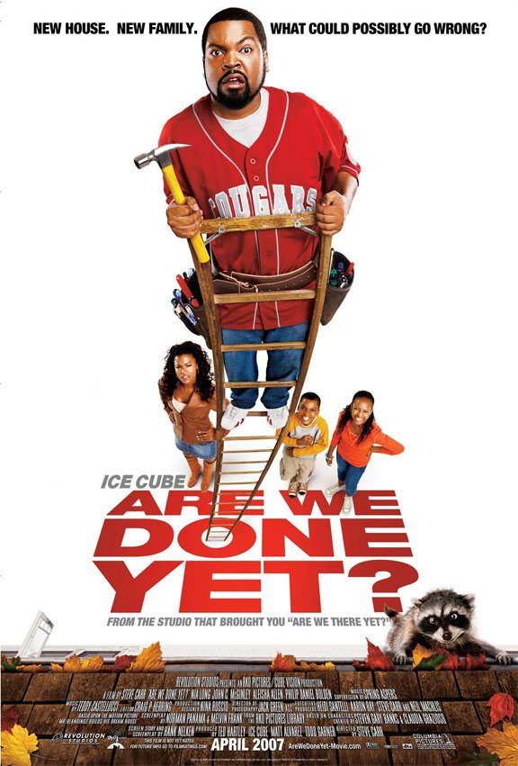 Are We Done Yet? Poster #1