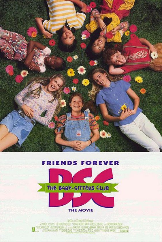 The Baby-Sitters Club Poster #1