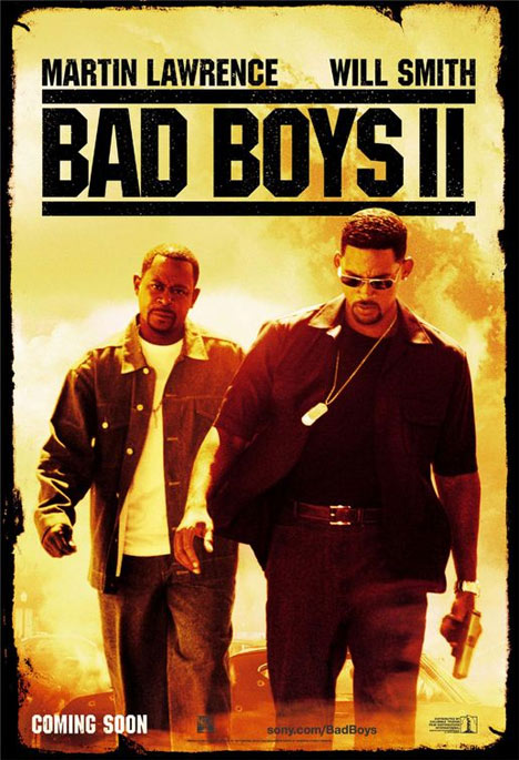 Bad Boys II Poster #1