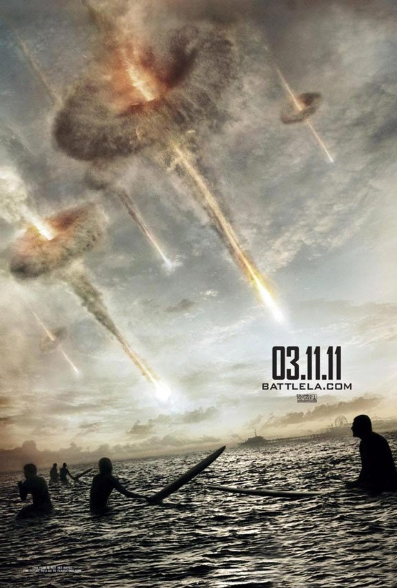 Battle: Los Angeles Poster #6
