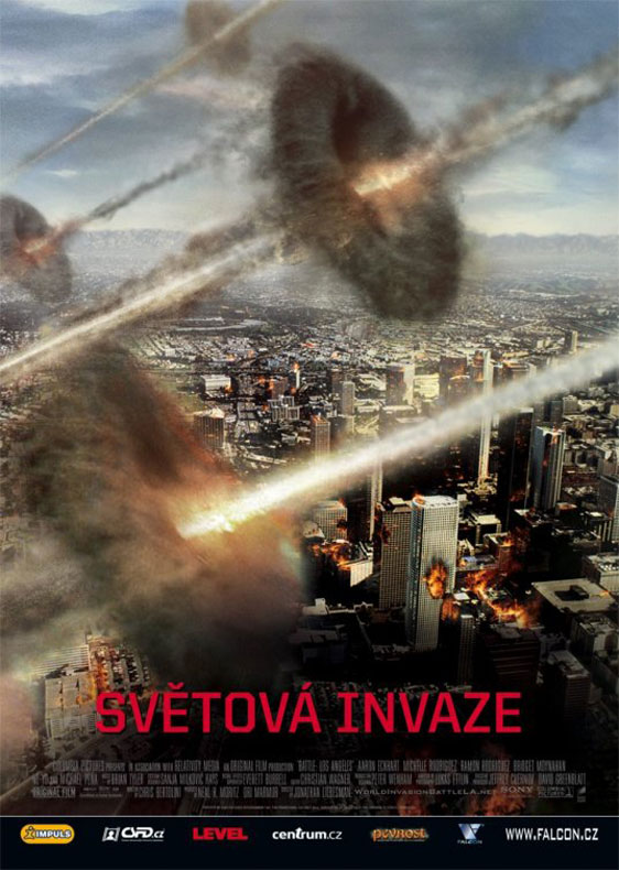 Battle: Los Angeles Poster #8