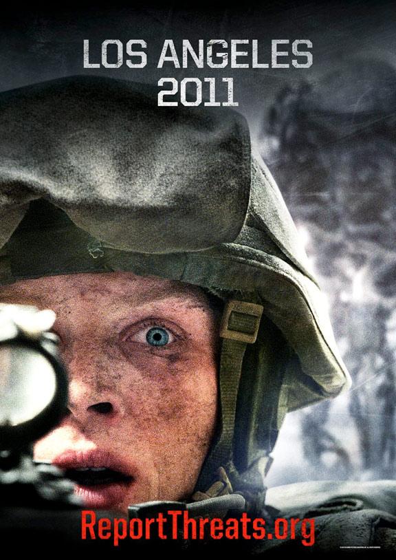 Battle: Los Angeles Poster #1