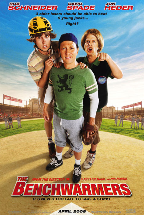 The Benchwarmers Poster #1
