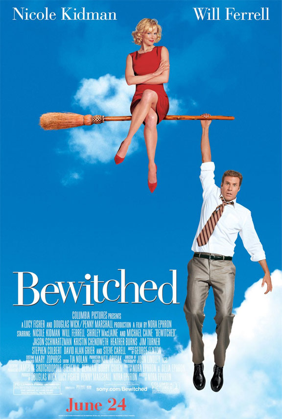 Bewitched Poster #1