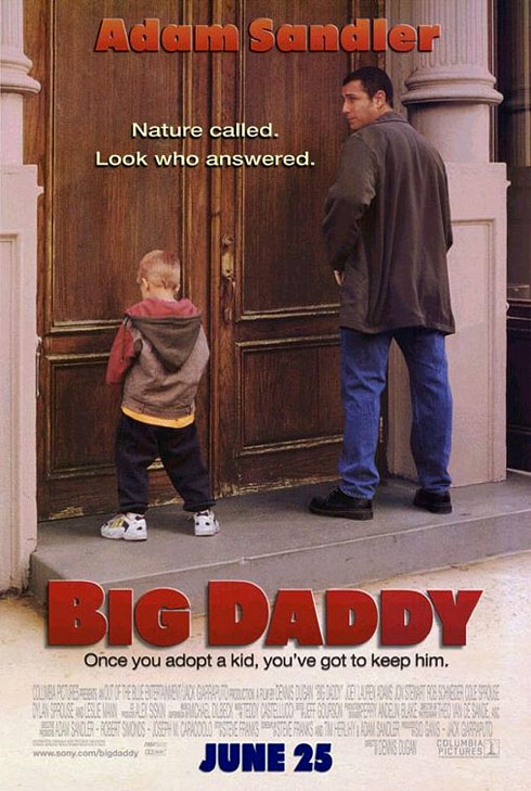Big Daddy Poster #1