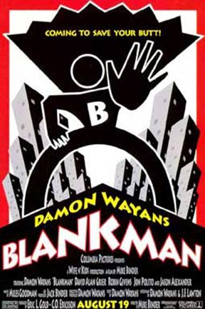 Blankman Poster #1