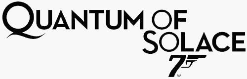 Quantum of Solace Poster #1