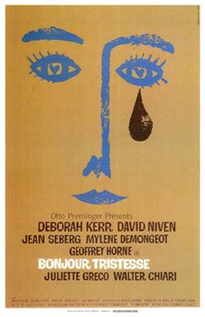 Bonjour Tristesse Poster #1