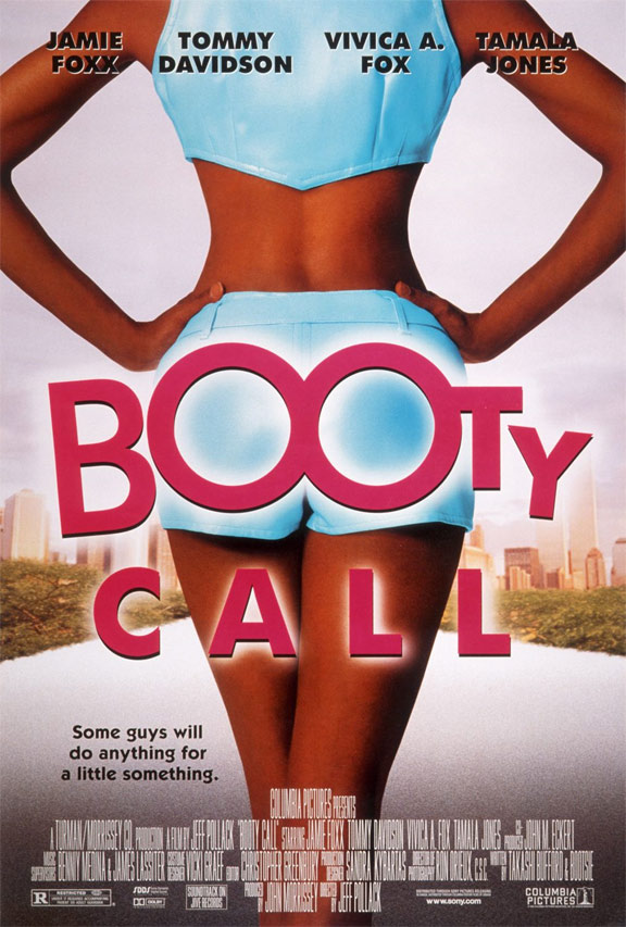 Booty Call Poster #1