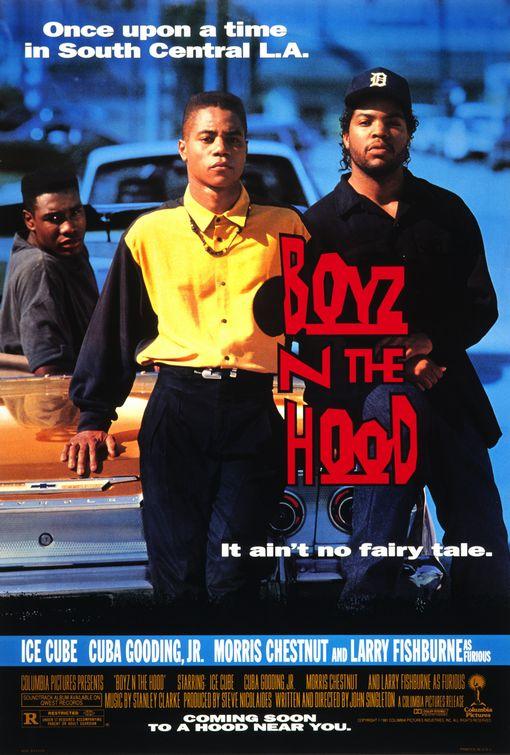 Boyz N the Hood Poster #1