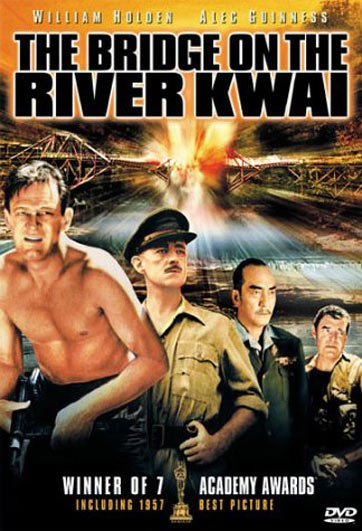 The Bridge on the River Kwai Poster #3