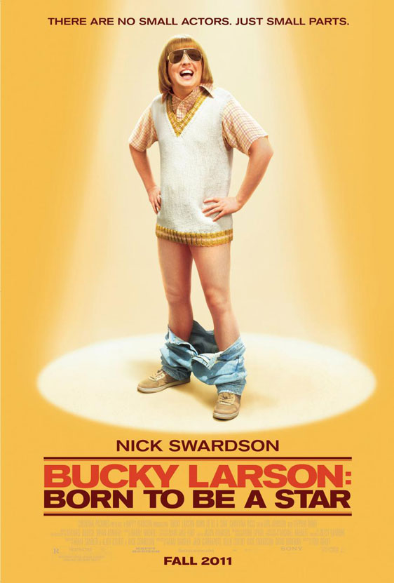 Bucky Larson: Born to be a Star Poster #1