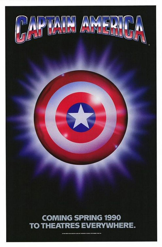 Captain America Poster #1