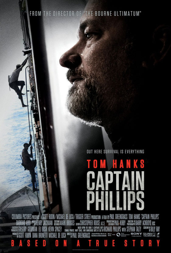 Captain Phillips Poster #2