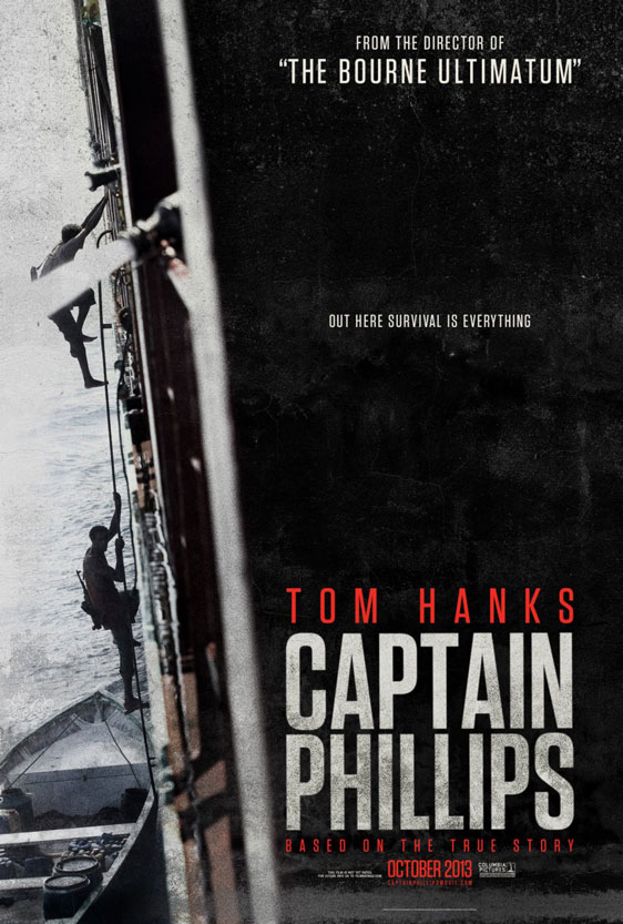 Captain Phillips Poster #1