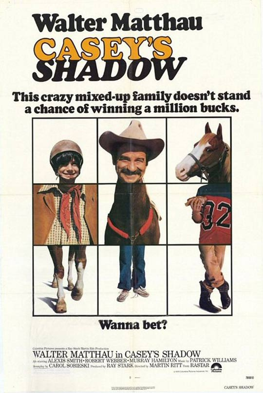 Casey's Shadow Poster #1