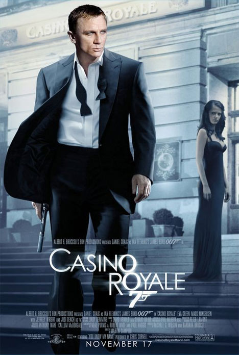Casino Royale Poster #1