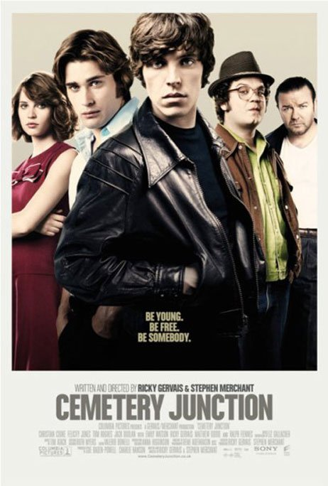 Cemetery Junction Poster #1