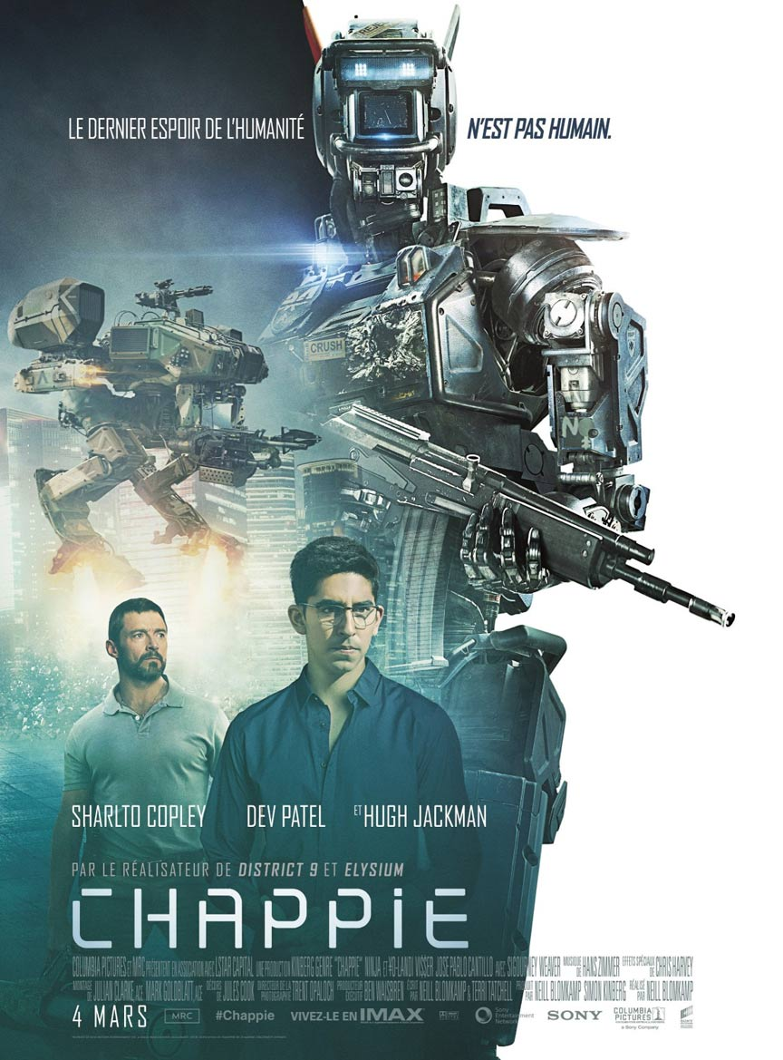 Chappie Poster #3